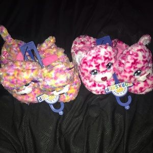 Other - Set of build a bear slippers
